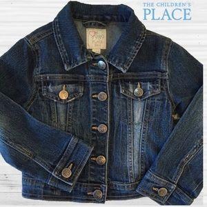 Jean Jacket Girls size 4